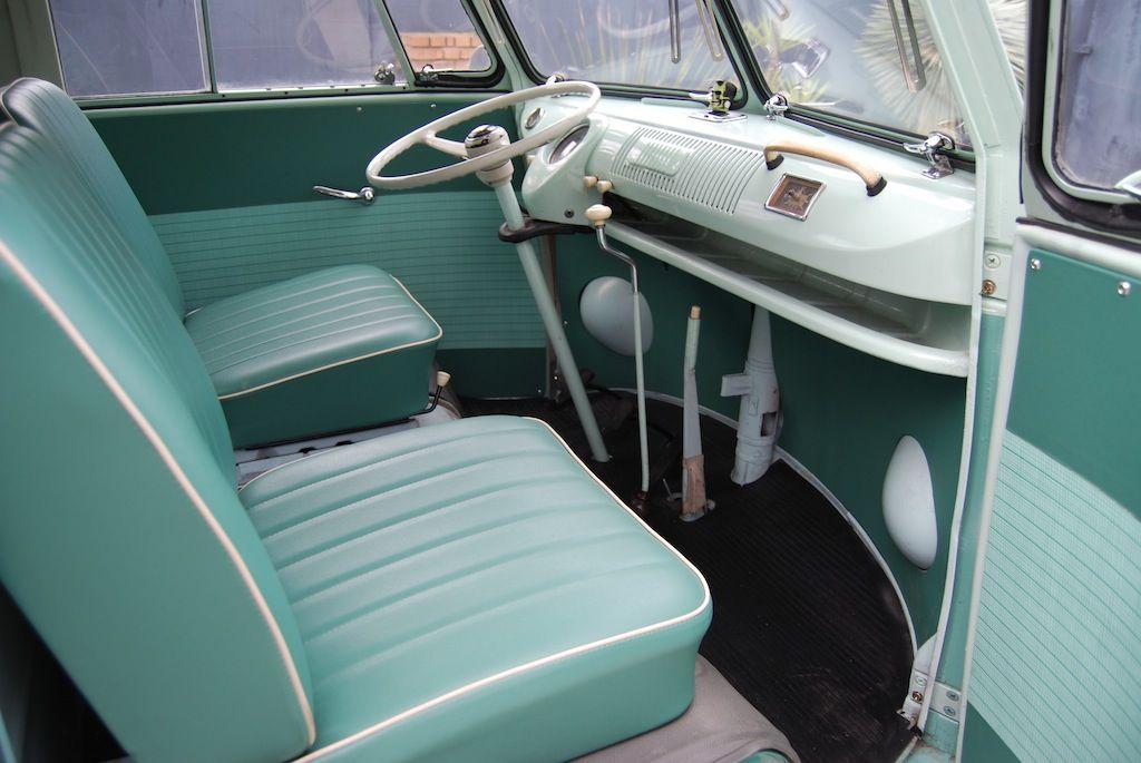 Vw Bus 2015 >> VW T1 15 Fenster | Svan Classics , Oldtimer, VW T1, VW T2 ...